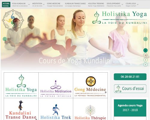 Holistika Yoga