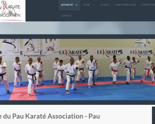 Pau Karaté Association