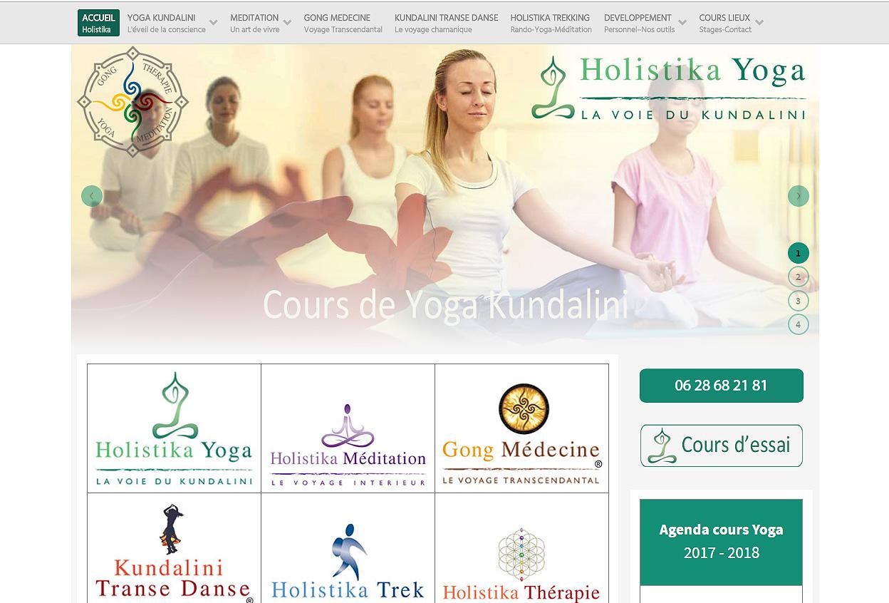 Holistika Yoga