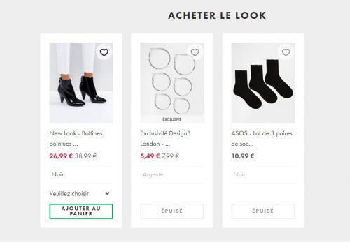 Les fiches produits | E-commerce | Améliorer vos pages produits
