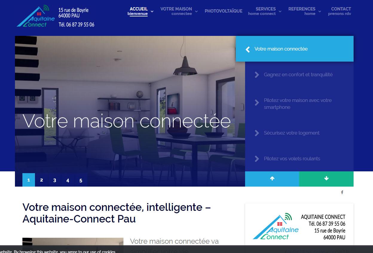 Aquitaine Connect