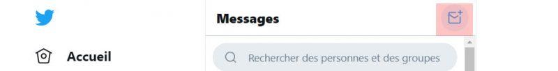 Comment envoyer un message privé sur Twitter ? | Blog-One Pau