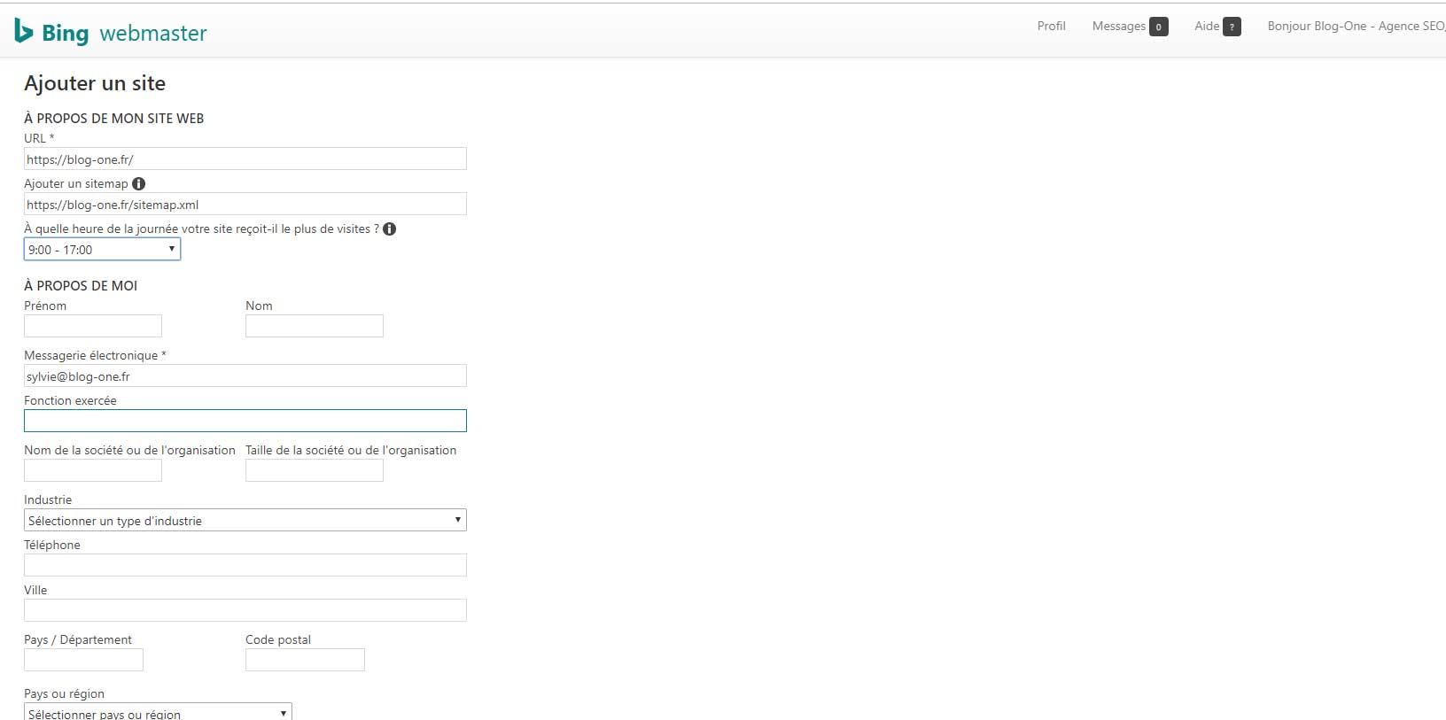Ecosia   moteur de recherche ecosia   SEO Référencer sur Ecosia   Blog-One